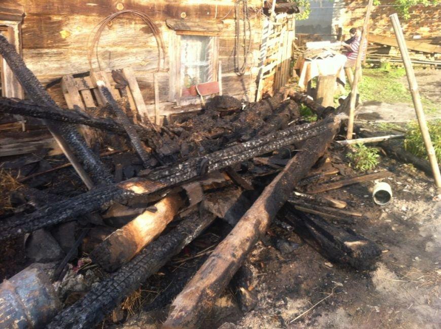 За праздничные выходные на Черниговщине гасили 11 пожаров, фото-1