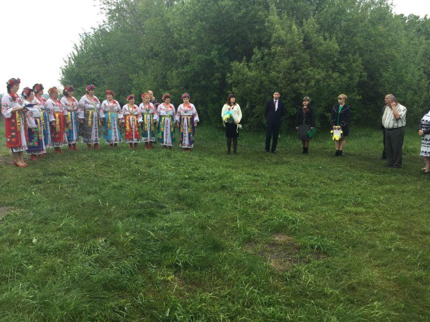 В Добропольском районе почтили память героев Великой Победы, фото-10