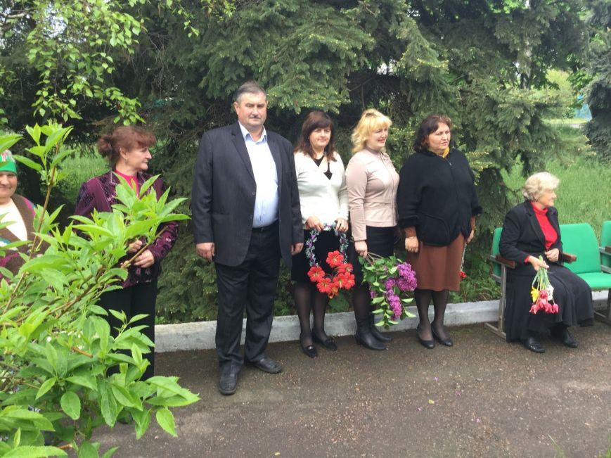 В Добропольском районе почтили память героев Великой Победы, фото-8