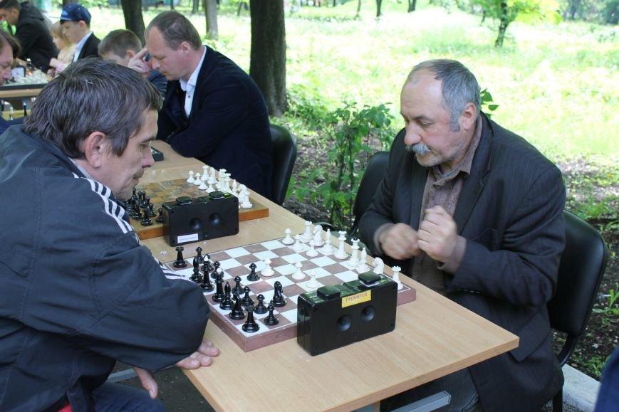 Шахматно-шашечный турнир в городе Доброполье, фото-4