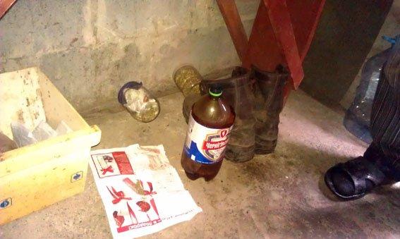 В Донецкой области мужчина устроил в собственном доме наркопритон (ФОТО), фото-1