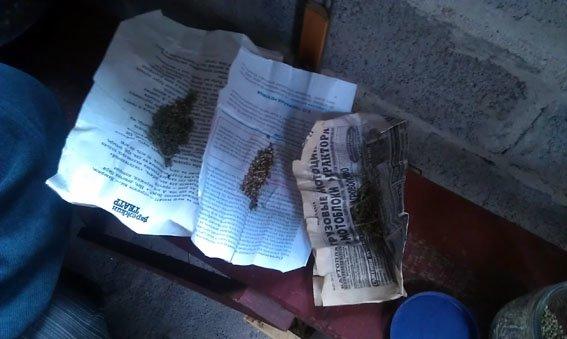 В Донецкой области мужчина устроил в собственном доме наркопритон (ФОТО), фото-3