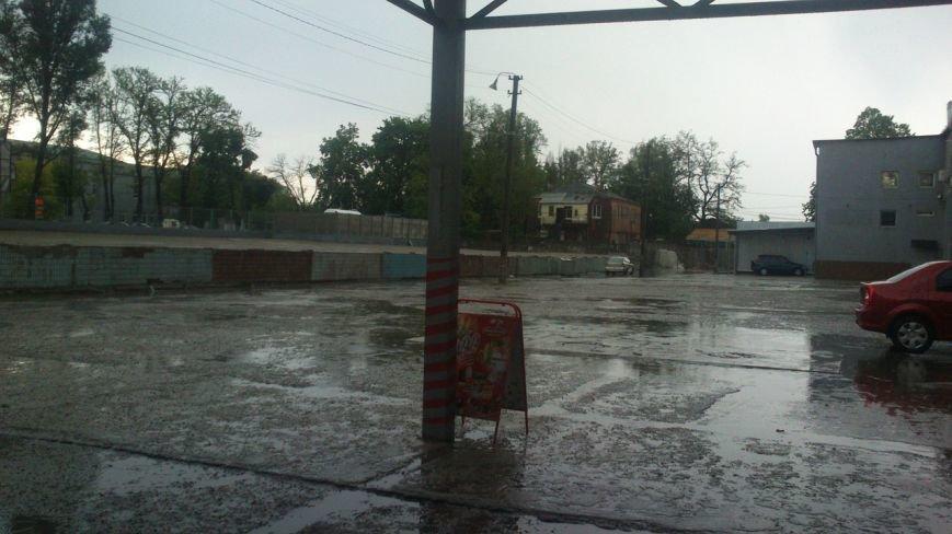 Днепропетровск засыпало градом (ФОТО), фото-13
