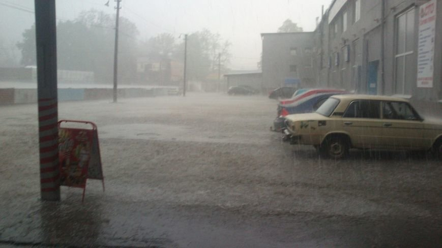 Днепропетровск засыпало градом (ФОТО), фото-14