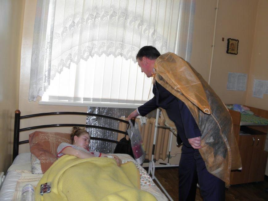 Краматорский мэр в роддоме вручил свидетельство о рождении, фото-3