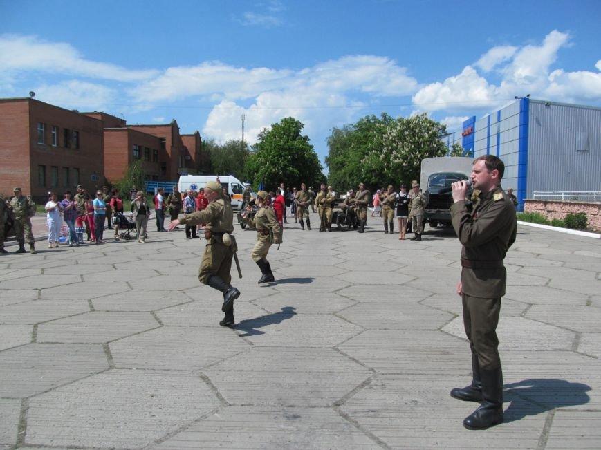 По городам Донбасса проехала колонна ретротехники времен Второй мировой войны (ФОТО), фото-1