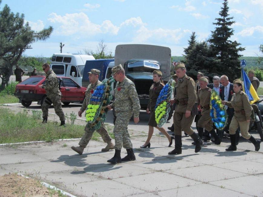 По городам Донбасса проехала колонна ретротехники времен Второй мировой войны (ФОТО), фото-3
