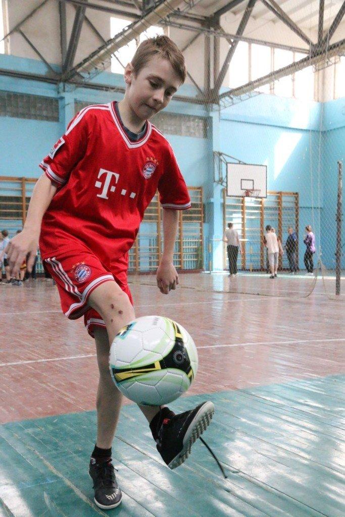 В Чернигове растет будущая футбольная звезда, фото-5