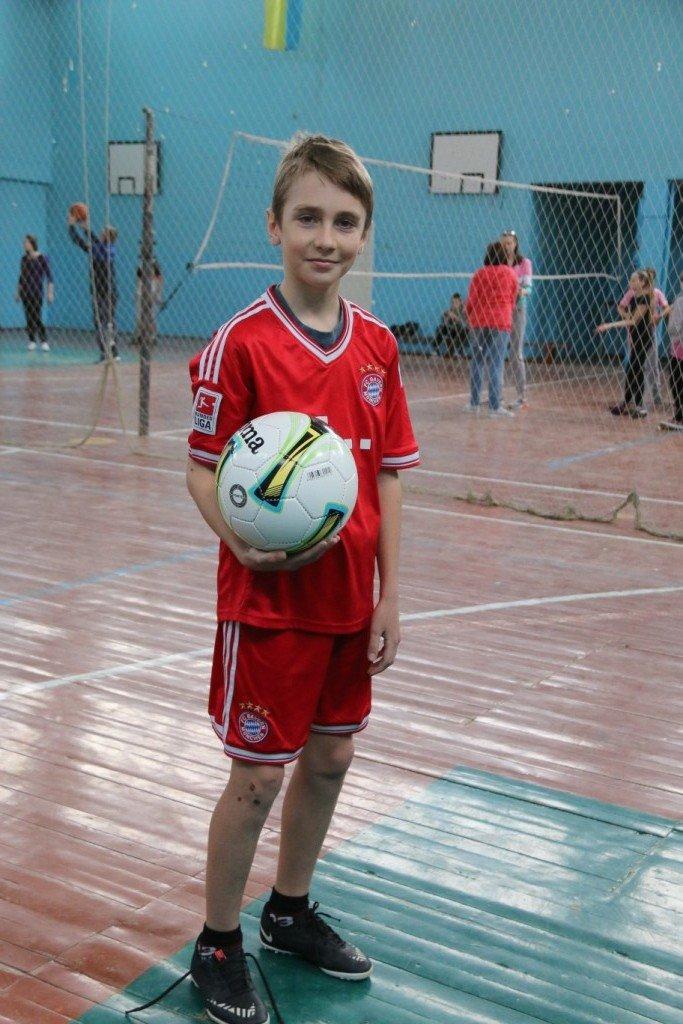 В Чернигове растет будущая футбольная звезда, фото-6