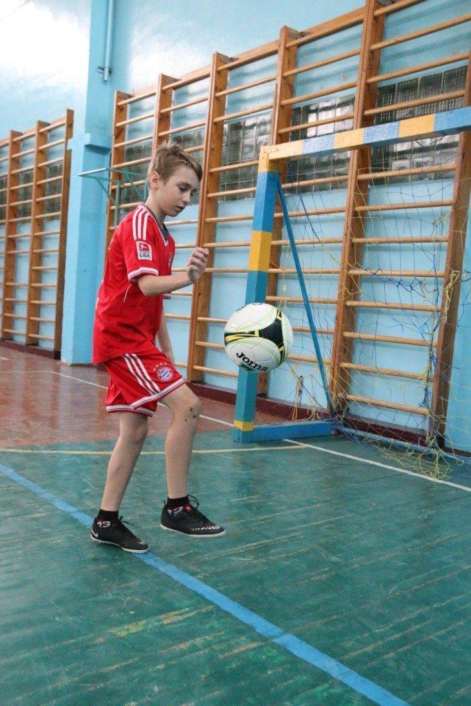 В Чернигове растет будущая футбольная звезда, фото-4