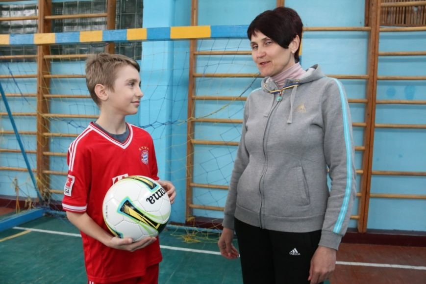 В Чернигове растет будущая футбольная звезда, фото-1