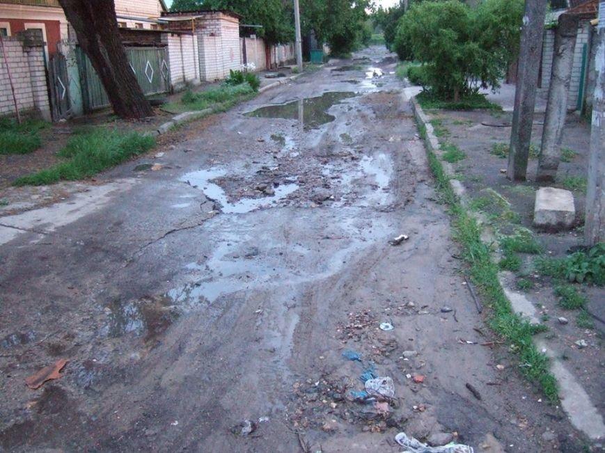 У жителей переулка 1-й Сквозной на Забалке лопнуло терпение (фото), фото-3