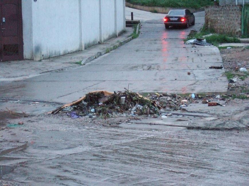 У жителей переулка 1-й Сквозной на Забалке лопнуло терпение (фото), фото-2