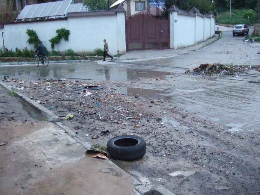 У жителей переулка 1-й Сквозной на Забалке лопнуло терпение (фото), фото-1