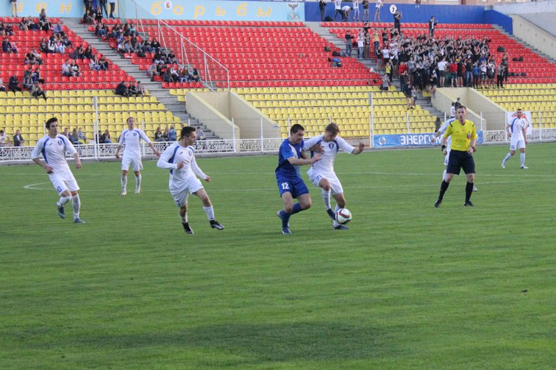 «Энергомаш» выиграл у «Калуги» в последнем домашнем матче сезона, фото-10