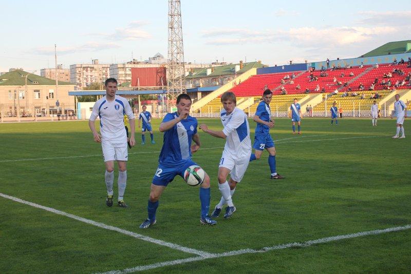 «Энергомаш» выиграл у «Калуги» в последнем домашнем матче сезона, фото-2
