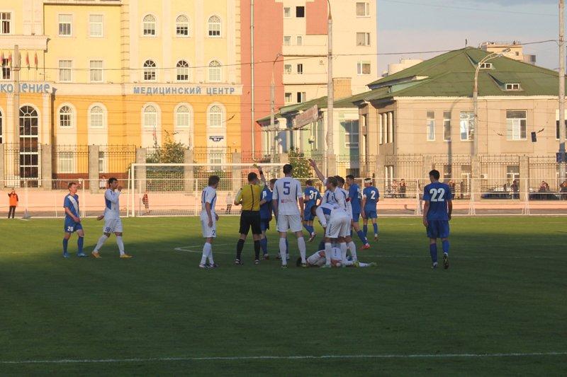 «Энергомаш» выиграл у «Калуги» в последнем домашнем матче сезона, фото-5