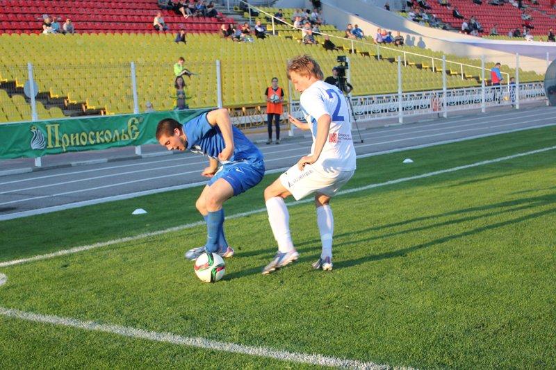 «Энергомаш» выиграл у «Калуги» в последнем домашнем матче сезона, фото-1