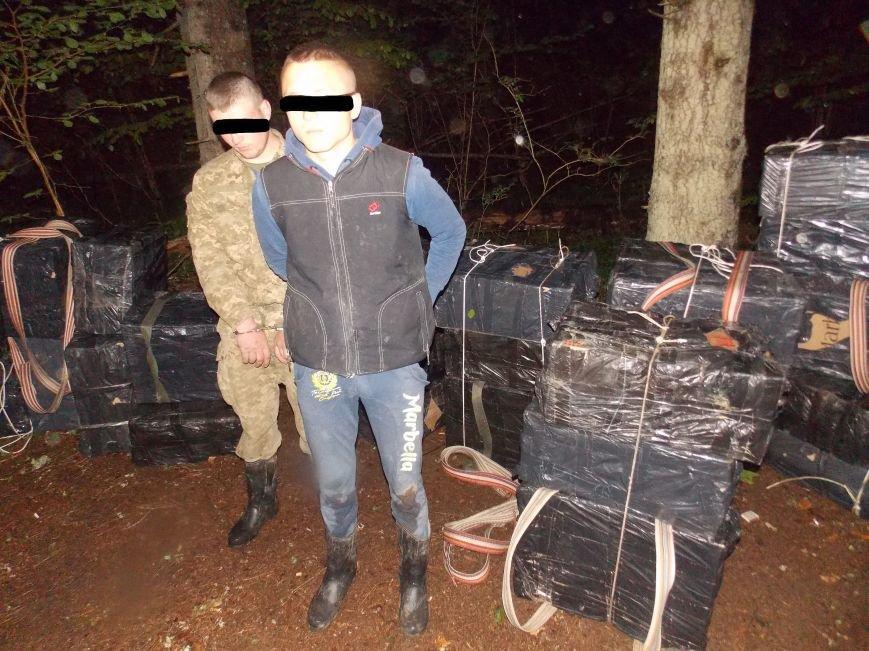 На Буковині прикордонники затримали контрабанду, фото-2