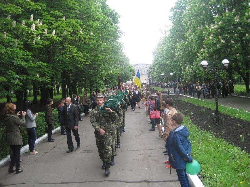 Военнослужащие Добропольского военкомата почтили память погибших в годы Второй Мировой войны, фото-4