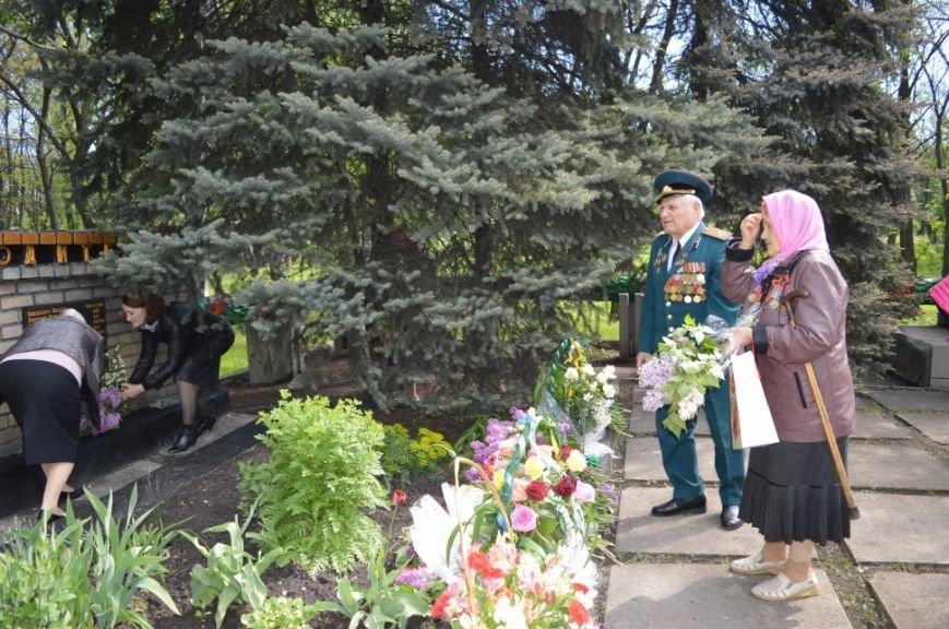 Митинг посвященный 71 летию Победы в городе Белицкое, фото-8