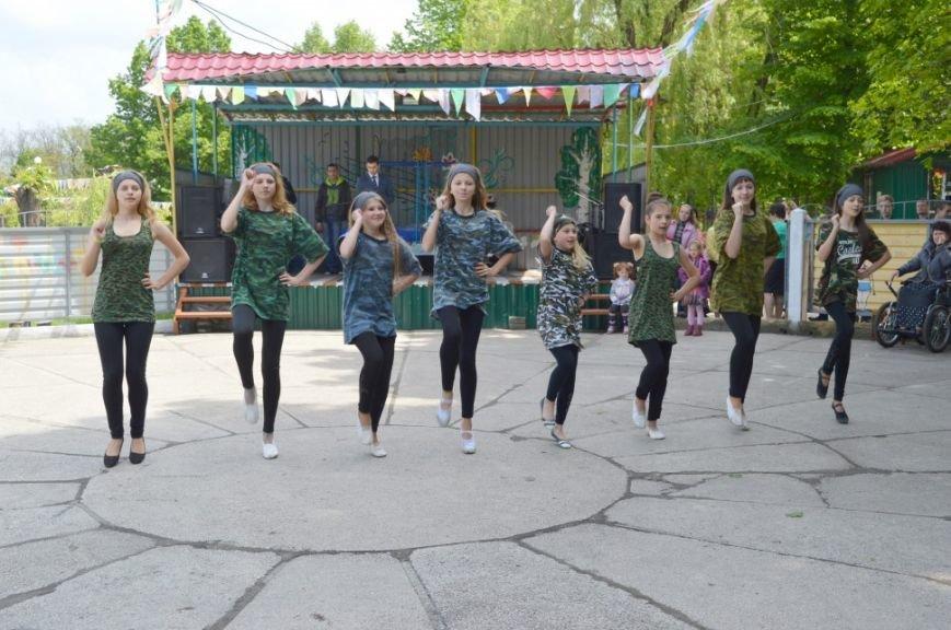 Праздничный концерт посвященный Дню Победы в городе Белицкое, фото-4