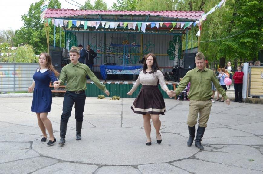 Праздничный концерт посвященный Дню Победы в городе Белицкое, фото-5