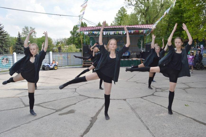 Праздничный концерт посвященный Дню Победы в городе Белицкое, фото-3