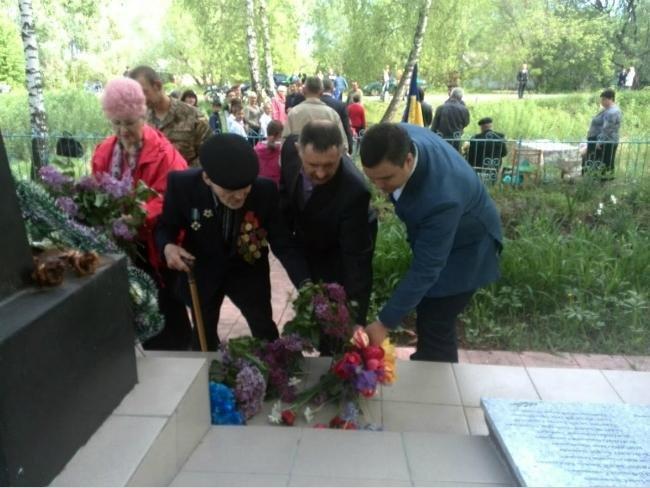 Голова будівельної компанії «УкрБуд» Максим Микитась привітав жителів Чернігівщини з Днем Перемоги, фото-28