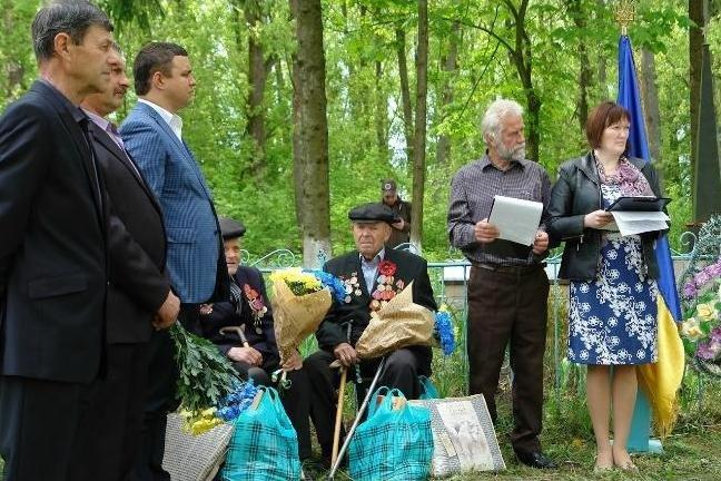 Голова будівельної компанії «УкрБуд» Максим Микитась привітав жителів Чернігівщини з Днем Перемоги, фото-21