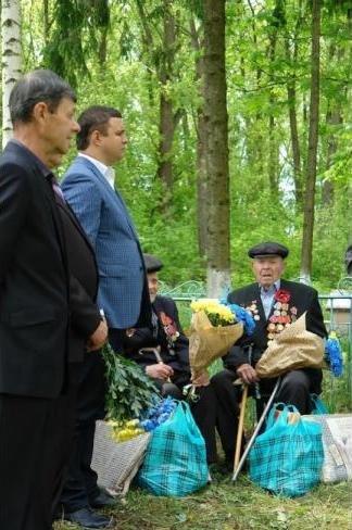 Голова будівельної компанії «УкрБуд» Максим Микитась привітав жителів Чернігівщини з Днем Перемоги, фото-22