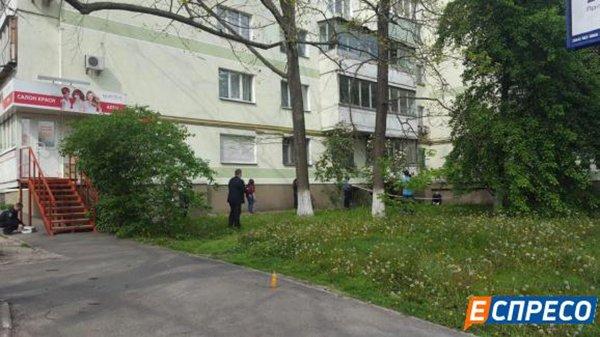 В Киеве из окна выпал журналист (ФОТО), фото-2