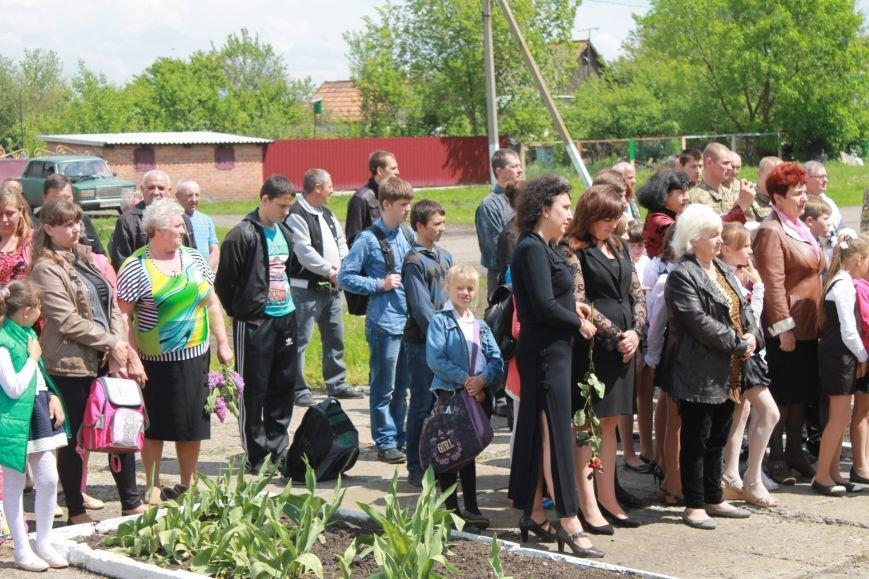 В Добропольском районе провели перезахоронение советских солдат, фото-9