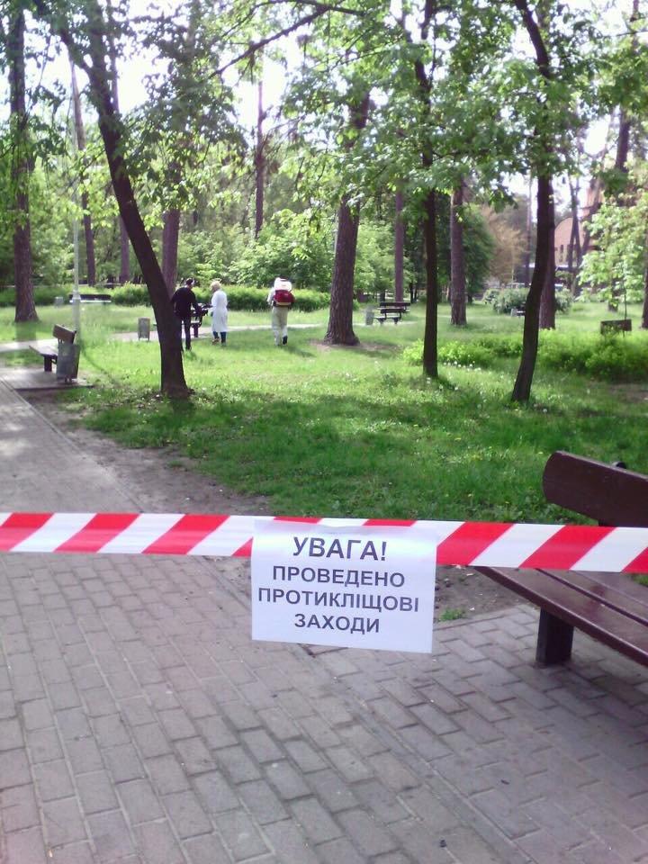 В Киеве начали травить клещей, фото-2