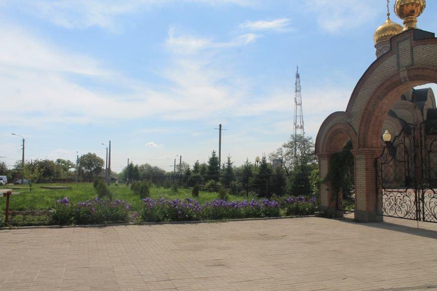 В Бахмуте создадут около 30 зеленых уголков, фото-20