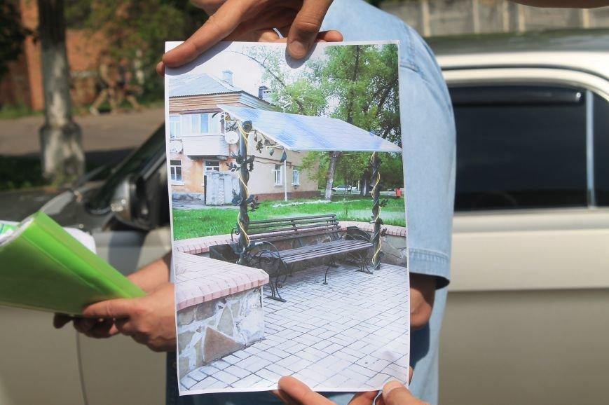 В Бахмуте создадут около 30 зеленых уголков, фото-18
