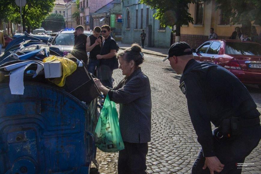 У Чернівцях жінка-водій збила бабусю(ФОТО), фото-7