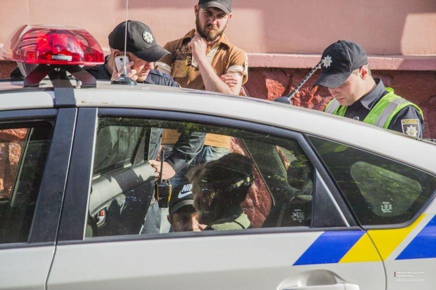 У Чернівцях жінка-водій збила бабусю(ФОТО), фото-3