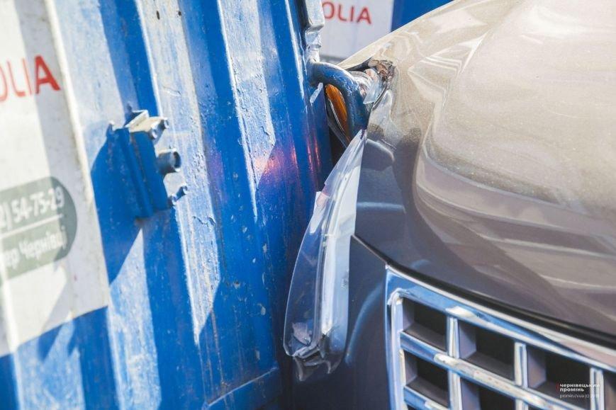 У Чернівцях жінка-водій збила бабусю(ФОТО), фото-5
