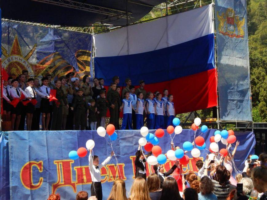 Симеизцы с особой ответственностью подошли в этом году к празднованию Дня Победы, фото-1