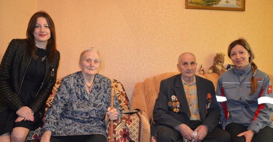 Ко Дню Победы ветераны Авдеевки получили подарки от Метинвеста (ФОТО), фото-3