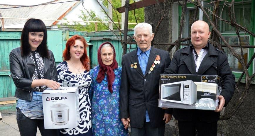 Ко Дню Победы ветераны Авдеевки получили подарки от Метинвеста (ФОТО), фото-5