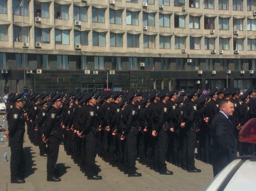 В Сумах 251 патрульный полицейский присягнул на верность украинскому народу (ФОТООТЧЕТ), фото-1
