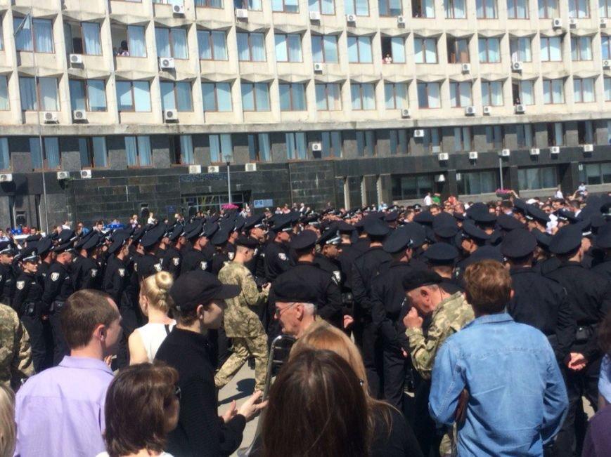 В Сумах 251 патрульный полицейский присягнул на верность украинскому народу (ФОТООТЧЕТ), фото-2