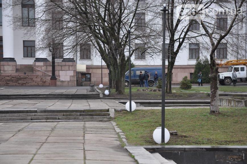 К приезду Порошенко главная транспортная артерия Краматорска будет с разметкой (ФОТО), фото-4