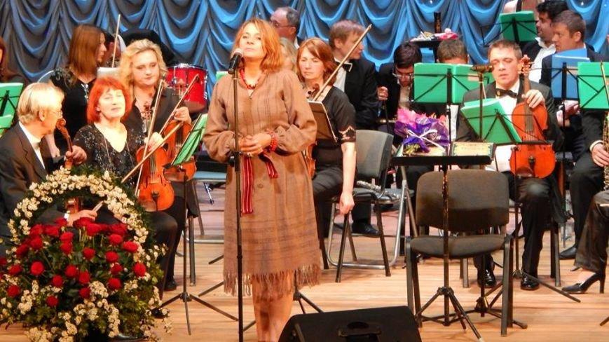 Вчера жители Бердянска побывали на чудесном концерте, фото-4