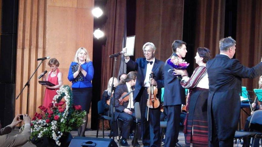 Вчера жители Бердянска побывали на чудесном концерте, фото-5