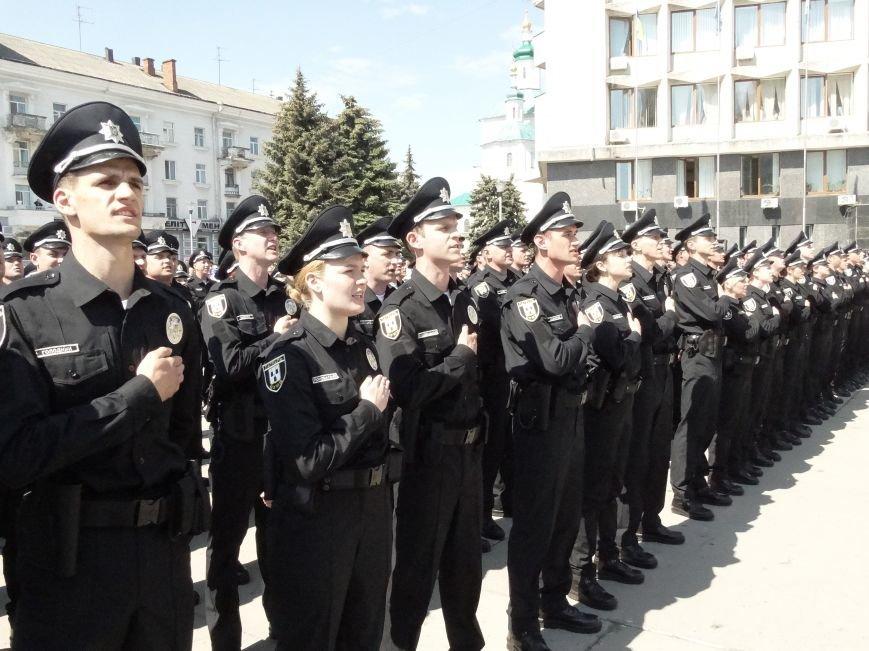 Аваков рассказал про состав патрульной полиции Сум (ФОТО), фото-3