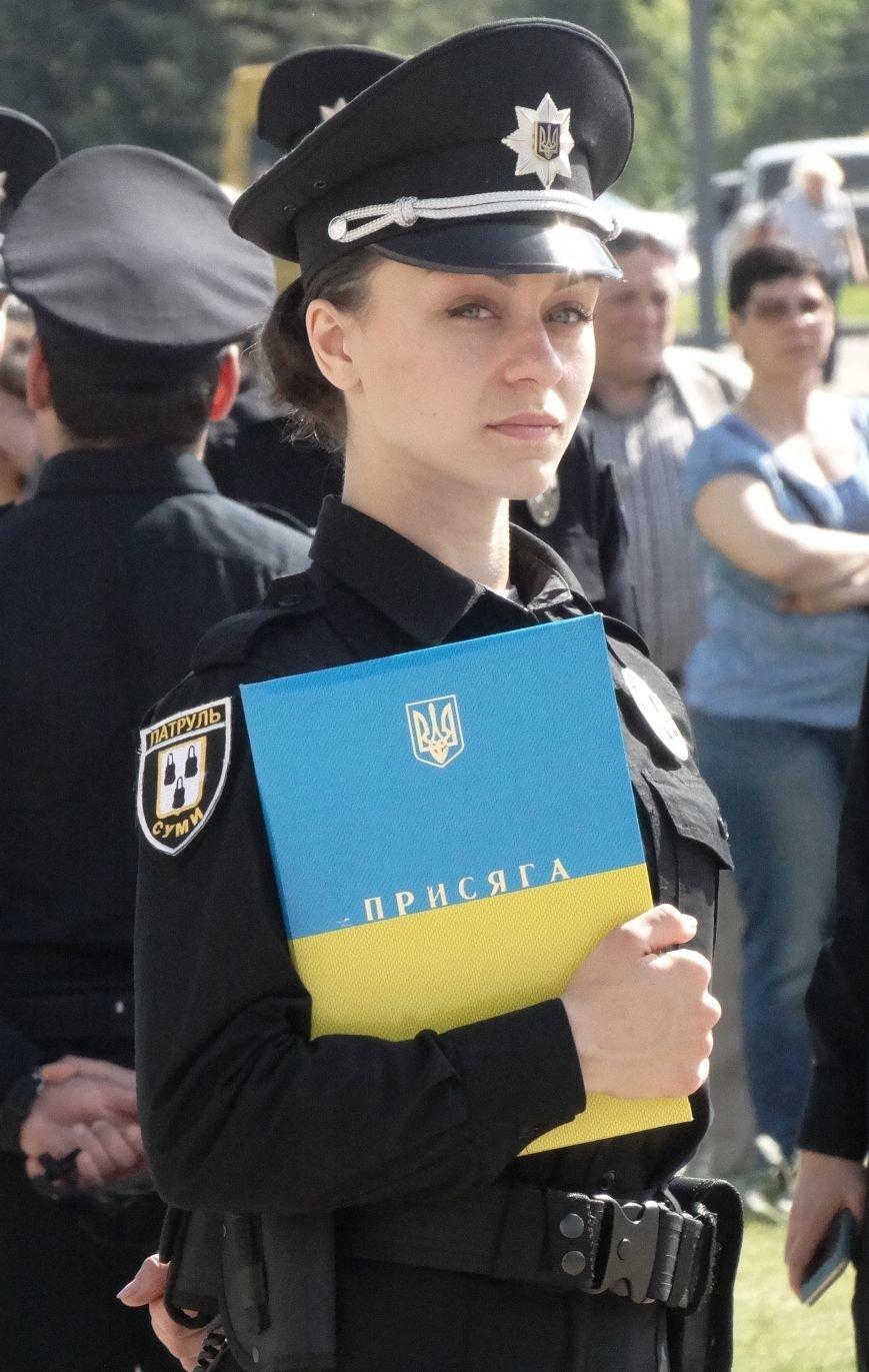 Аваков рассказал про состав патрульной полиции Сум (ФОТО), фото-1