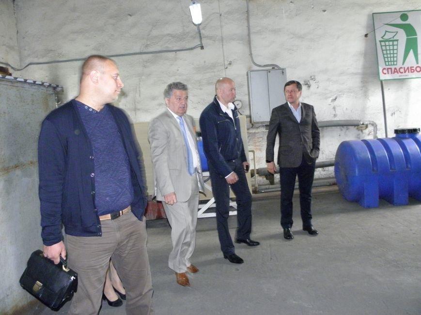 Краматорские депутаты посетили предприятие по вывозу мусора, фото-5